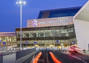 A record growth in October at Chopin Airport